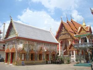 โบสถ์ วัดคู้บอน เขตมีนบุรี กรุงเทพมหานคร