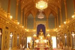 วัดราชบพิธสถิตมหาสีมารามราชวรวิหาร ( วัดประจำรัชกาล ที่ 5 และ 7 ) แขวงวัดราชบพิธ เขตพระนคร กรุงเทพมหานคร