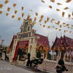 วัดหลังศาลประสิทธิ์ ตำบลท่าจีน อำเภอเมืองสมุทรสาคร จังหวัดสมุทรสาคร