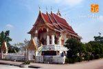 วัดป่าท่าทราย (Wat Pa Tha Sai) ตำบลท่าทราย อำเภอเมือง จังหวัดสมุทรสาคร 74000