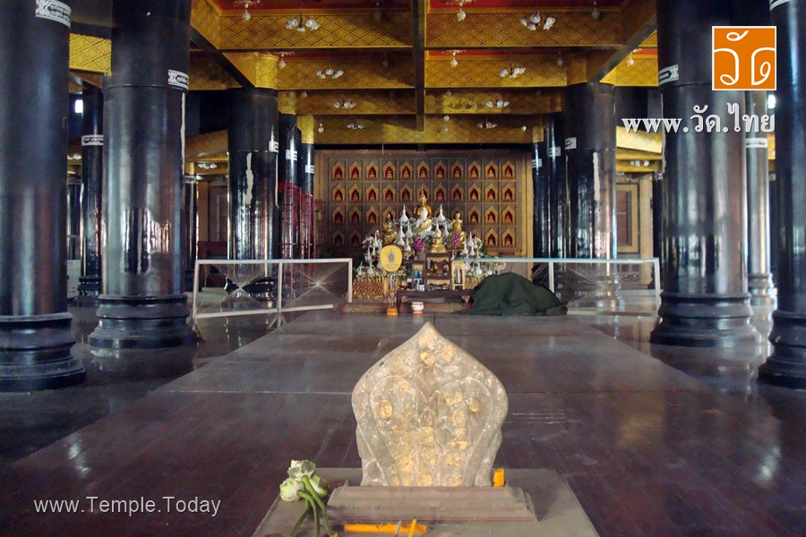 วัดป้อมวิเชียรโชติการาม (Wat Pom Wichian Chotikaram) พระอารามหลวง ตำบลมหาชัย อำเภอเมืองสมุทรสาคร จังหวัดสมุทรสาคร 74000