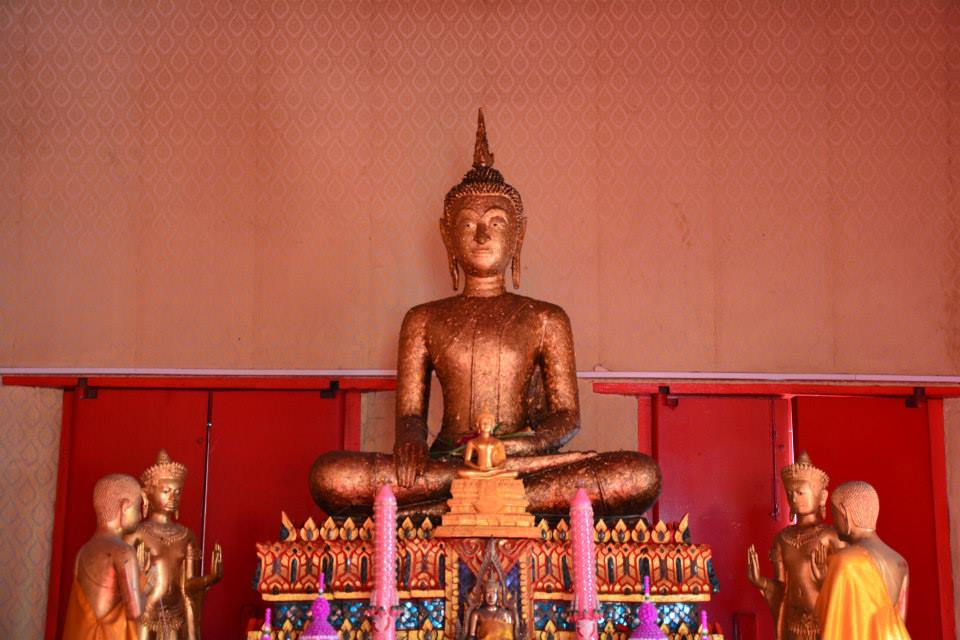วัดบางปิ้ง (Wat Bang Ping) ตั้งอยู่เลขที่ 27 หมู่ที่ 2 ถนนเศรษฐกิจ 1 ตำบลนาดี อำเภอเมืองสมุทรสาคร จังหวัดสมุทรสาคร 74000