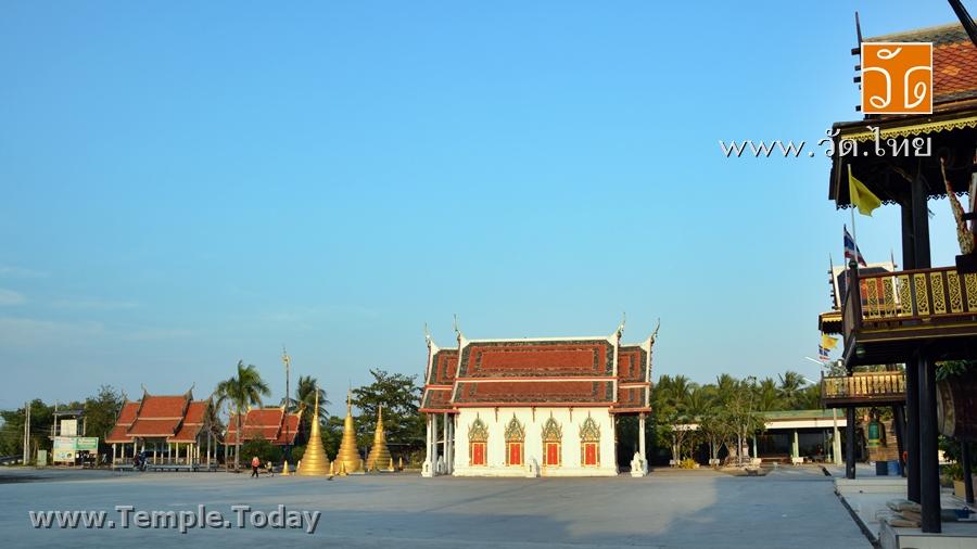 วัดบางกระเจ้า (Wat Bang Krachao) ตั้งอยู่เลขที่ 1 หมู่ที่ 6 บ้านบางกระเจ้า ตำบลบางกระเจ้า อำเภอเมืองสมุทรสาคร จังหวัดสมุทรสาคร 74000