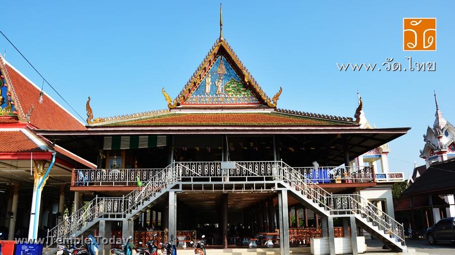 วัดบางปลา (Wat Bang Pla) หมู่ที่ 4 บ้านบางปลา ตำบลบ้านเกาะ อำเภอเมืองสมุทรสาคร จังหวัดสมุทรสาคร 74000