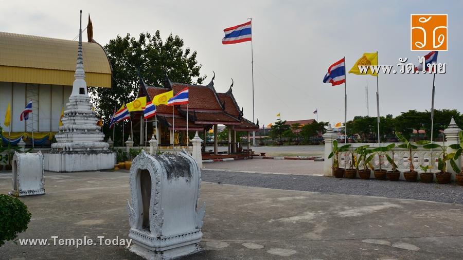 วัดเจษฎาราม (Wat Chetsadaram) เป็นพระอารามหลวงชั้นตรี ชนิดสามัญ ตั้งอยู่เลขที่ 193 ถนนเจษฎาวิถี ตำบลมหาชัย อำเภอเมืองสมุทรสาคร จังหวัดสมุทรสาคร 74000