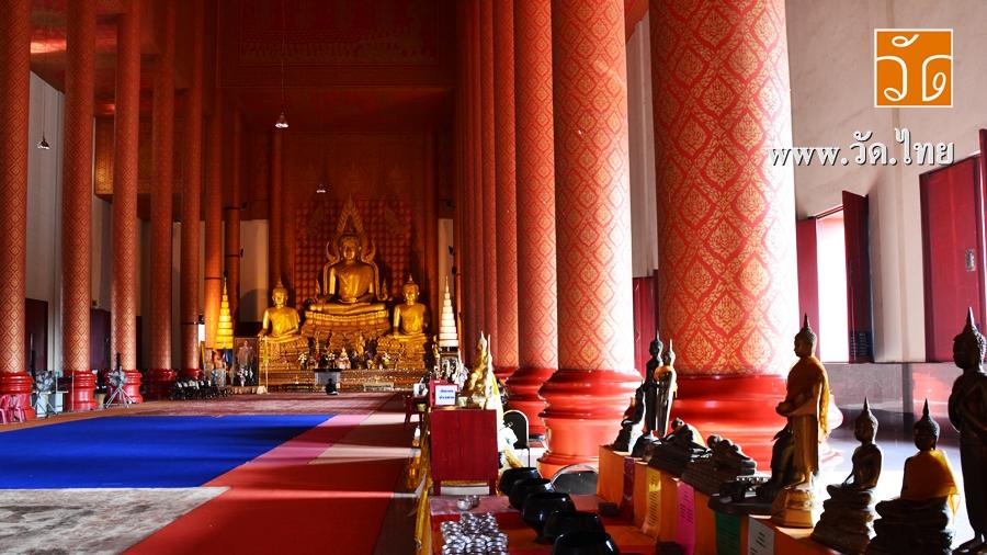 วัดเกตุมดีศรีวราราม (Wat Ketumvadi Srivraram) ตั้งอยู่ที่ หมู่ 6 ถนนพระราม2 ธนบุรี-ปากท่อ บ้านเกตุม ตำบลบางโทรัด อำเภอเมืองสมุทรสาคร จังหวัดสมุทรสาคร 74000