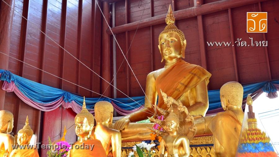วัดคลองครุ (Wat Khlong Khru) หมู่ที่ 8 ถนนเศรษฐกิจ 1 บ้านคลองครุ ตำบลท่าทราย อำเภอเมืองสมุทรสาคร จังหวัดสมุทรสาคร 74000