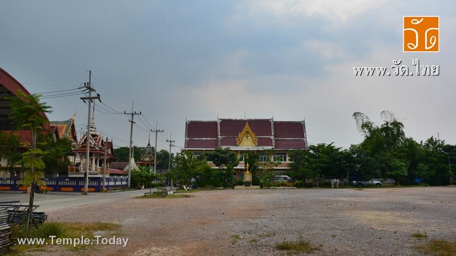 วัดแหลมสุวรรณาราม (Wat Laem Suwannaram) ตั้งอยู่เลขที่ 2 ถนนถวาย ตำบลท่าฉลอม อำเภอเมืองสมุทรสาคร จังหวัดสมุทรสาคร 74000