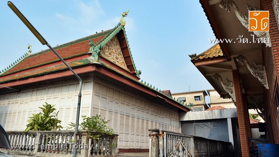 วัดมหาชัยคล้ายนิมิตร (Wat Mahachai Khlai Ni Mit) ตั้งอยู่เลขที่ 560 ถนนสุขาภิบาล ตำบลมหาชัย อำเภอเมืองสมุทรสาคร จังหวัดสมุทรสาคร 74000