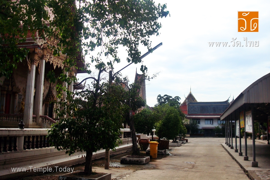 วัดพันท้ายนรสิงห์ (Wat Phanthai Norasing) ตำบลพันท้ายนรสิงห์ อำเภอเมืองสมุทรสาคร จังหวัดสมุทรสาคร 74000