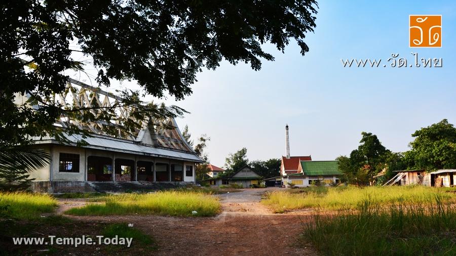 วัดสามัคคีศรัทธาราม Wat Samakkhi Sattharam (วัดโกรกกรากใน) ตั้งอยู่ริมคลองโกรกราก เลขที่ 102 หมู่ที่ 3 ตำบลบางหญ้าแพรก อำเภอเมือง จังหวัดสมุทรสาคร 74000