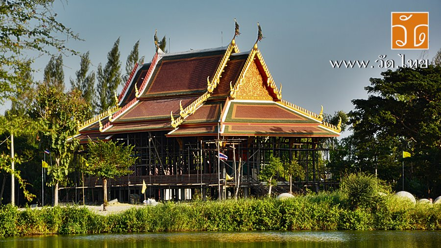วัดเจ็ดโคกวนาราม (Wat Chet Khok) ตั้งอยู่เลขที่ 141 หมู่ที่ 3 ตำบลบางหญ้าแพรก อำเภอเมืองสมุทรสาคร จังหวัดสมุทรสาคร 74000