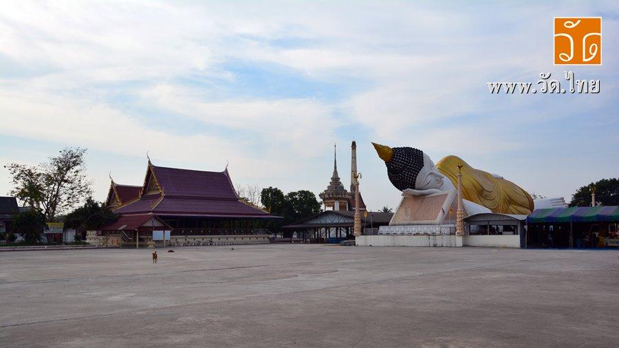 วัดน่วมกานนท์ (Wat Nuam Kanont) ตั้งอยู่เลขที่ 17 หมู่ที่ 5 ตำบลชัยมงคล อำเภอเมืองสมุทรสาคร จังหวัดสมุทรสาคร 74000