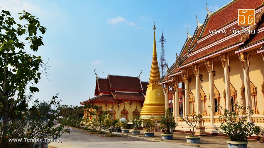 วัดธรรมนิมิต (Wat Tham Nimit) ตั้งอยู่ที่ ตำบลแม่กลอง อำเภอเมืองสมุทรสงคราม จังหวัดสมุทรสงคราม 75000