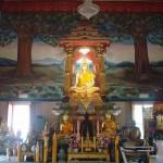 วัดธาตุทอง พระอารามหลวง แขวงพระโขนง เขตคลองเตย กรุงเทพมหานคร