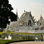 วัดร่องขุ่น (Wat Rong Khun) ตำบลป่าอ้อดอนชัย อำเภอเมือง จังหวัดเชียงราย