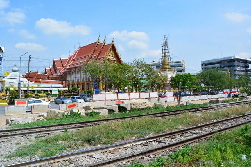 วัดเสมียนนารี Wat Samien Nari (วัดแคราย) เลขที่ 32 หมู่ 2 ถนนวิภาวดีรังสิต แขวงลาดยาว เขตจตุจักร กรุงเทพมหานคร 10900