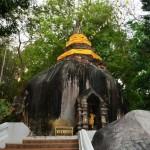 วัดพระธาตุผาเงา (Wat Phra that Pha-Ngao) อำเภอเชียงแสน จังหวัดเชียงราย
