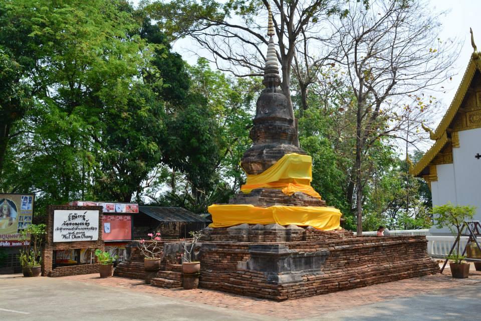 วัดจอมแจ้ง @วัดพระธาตุจอมกิตติ (Wat phra that chom kitti) ที่ตั้ง ตำบลเวียง อำเภอเชียงแสน จังหวัดเชียงราย 57150