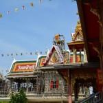 วัดหลักสี่ Wat Laksi (พระอารามหลวง) แขวงตลาดบางเขน เขตหลักสี่ กรุงเทพมหานคร