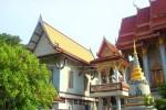 วัดสระบัว (Wat Sa Bua) 2 พระราม 1 แขวงรองเมือง เขตปทุมวัน กรุงเทพมหานคร 10330