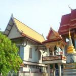 วัดสระบัว (Wat Sa Bua) แขวงรองเมือง เขตปทุมวัน กรุงเทพมหานคร