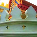 วัดคลองเตยนอก (Wat Klong Toey Nok) แขวงคลองเตย เขตคลองเตย กรุงเทพมหานคร