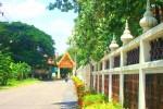 วัดแสนสุข (Wat Saen Sook) แขวงมีนบุรี เขตมีนบุรี กรุงเทพมหานคร 10510
