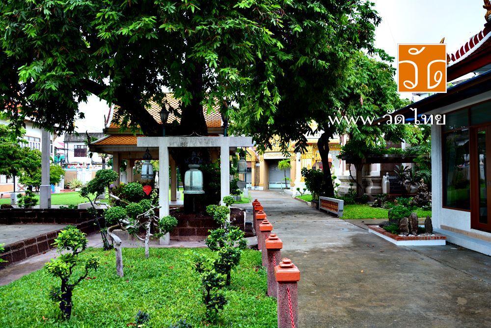 วัดสังเวชวิศยาราม (Wat Sangveswitsayaram) ซอยสามเสน 1 ถนนลำพู แขวงวัดสามพระยา เขตพระนคร จังหวัดกรุงเทพมหานคร 10200