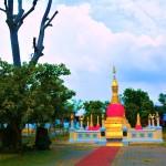 วัดตำหนักเหนือ (Wat Tamnak Nuea) ตำบลบางตะไนย์ อำเภอปากเกร็ด จังหวัดนนทบุรี