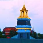วัดเตย (Wat Toei) ตำบลบางตะไนย์ อำเภอปากเกร็ด จังหวัดนนทบุรี