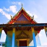 วัดน้อยนอก (Wat Noi Nok) ตำบลบางกระสอ อำเภอเมืองนนทบุรี จังหวัดนนทบุรี
