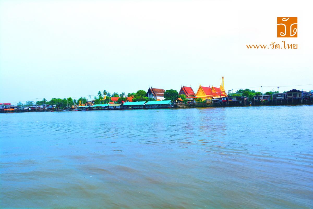 วัดแสงสิริธรรม (Wat Saengsiritham) ตำบลท่าอิฐ อำเภอปากเกร็ด จังหวัดนนทบุรี 11120
