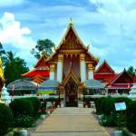 วัดไผ่ล้อม ( Wat Phai Lom ) บ้านโอ่งอ่าง ตำบลเกาะเกร็ด อำเภอปากเกร็ด จังหวัดนนทบุรี