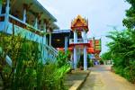 วัดศาลากุล (Wat Sala kul) บ้านศาลากุล ตำบลเกาะเกร็ด อำเภอปากเกร็ด จังหวัดนนทบุรี 11120