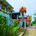 วัดศาลากุล (Wat Sala kul) ตำบลเกาะเกร็ด อำเภอปากเกร็ด จังหวัดนนทบุรี