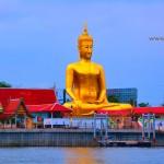 วัดบางจาก (Wat Bangchak) ตำบลคลองพระอุดม อำเภอปากเกร็ด จังหวัดนนทบุรี