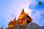 วัดตรีทศเทพ วรวิหาร (Wat Tri Thotsathep) ถนนประชาธิปไตย แขวงบ้านพานถม เขตพระนคร กรุงเทพมหานคร 10200
