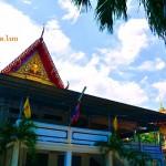 วัดทองสุทธาราม (Wat Thong Suttharam) แขวงบางซื่อ เขตบางซื่อ กรุงเทพมหานคร