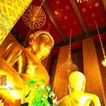 วัดกัลยาณมิตร วรมหาวิหาร (วัดกัลยา) [Wat Kalyanamitra] เขตธนบุรี กรุงเทพมหานคร