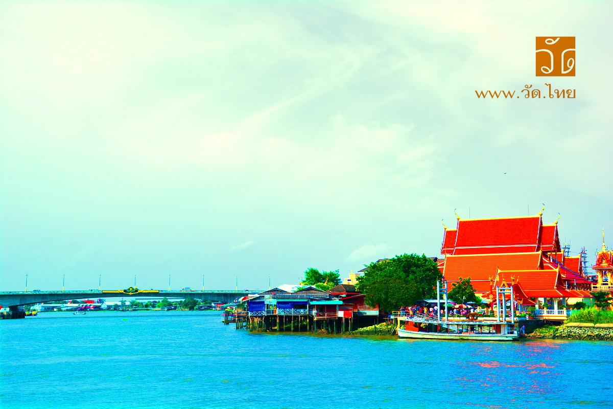 วัดสนามเหนือ (Wat Sanam Nua) ตำบลปากเกร็ด อำเภอปากเกร็ด จังหวัดนนทบุรี 11120