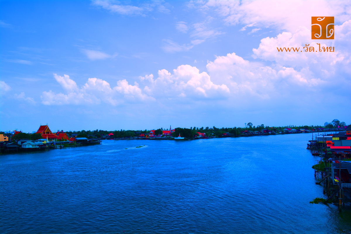 """วัดปรมัยยิกาวาสวรวิหาร """"วัดปากอ่าว"""" (Wat Poramaiyikawas Worawihan) พระอารามหลวงชั้นโท ชนิดวรวิหาร ตั้งอยู่เลขที่ 51 หมู่ที่ 7 ตำบลเกาะเกร็ด อำเภอปากเกร็ด จังหวัดนนทบุรี 11120"""