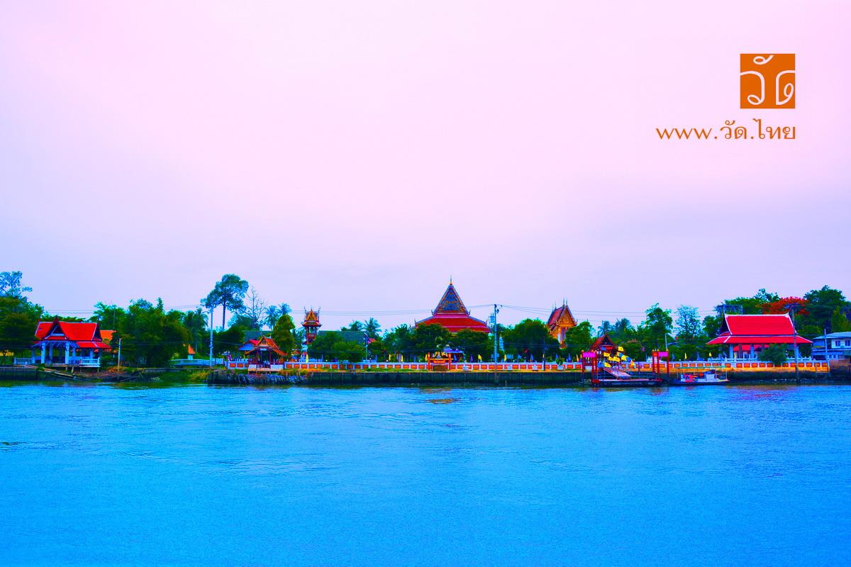 วัดฉิมพลีสุทธาวาส (Wat Chimphli Sutthawat) ตำบลเกาะเกร็ด อำเภอปากเกร็ด จังหวัดนนทบุรี 11120
