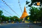 วัดพระปฐมเจดีย์ ราชวรมหาวิหาร (Wat Phra Pathom Chedi) ตำบลพระปฐมเจดีย์ อำเภอเมืองนครปฐม จังหวัดนครปฐม 73000