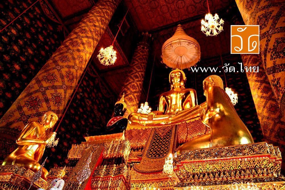 วัดหงส์รัตนารามราชวรวิหาร (Wat Hong Rattanaram) แขวงวัดอรุณ เขตบางกอกใหญ่ กรุงเทพมหานคร 10600