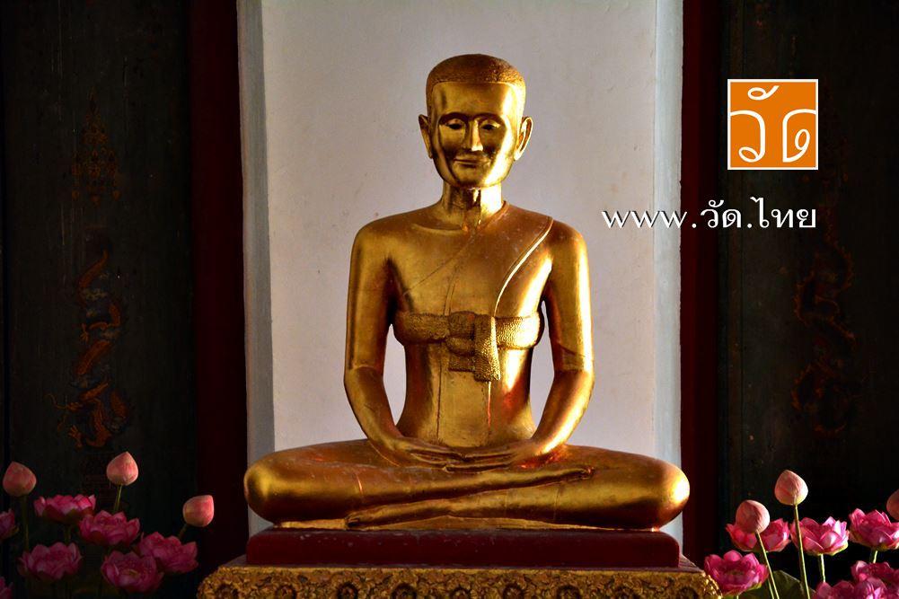วัดโมลีโลกยาราม ราชวรวิหาร (Wat Molilokkayaram) ถนนอรุณอมรินทร์ แขวงวัดอรุณ เขตบางกอกใหญ่ กรุงเทพมหานคร 10600