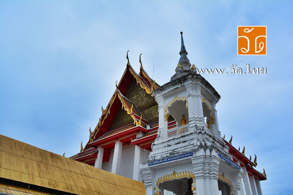 วัดกัลยาณมิตร วรมหาวิหาร (วัดกัลยา) [Wat Kalyanamitra] เลขที่ 371 แขวงวัดกัลยาณมิตร เขตธนบุรี กรุงเทพมหานคร 10600