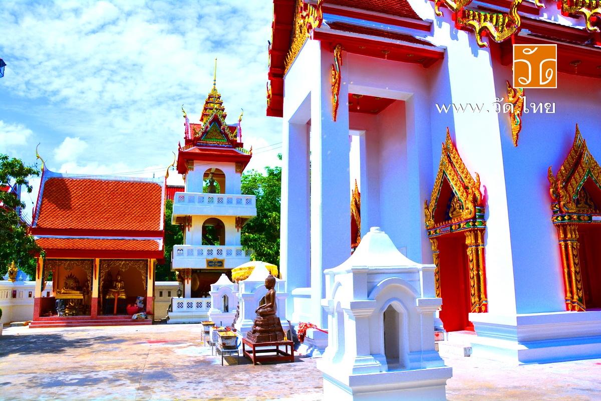 วัดมัชฌันติการาม (วัดน้อย) [Wat Matchantikaram] แขวงบางซื่อ เขตบางซื่อ กรุงเทพมหานคร 10800