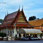 วัดช่องลม (Wat Chong Lom) ตำบลหน้าเมือง อำเภอเมืองราชบุรี จังหวัดราชบุรี