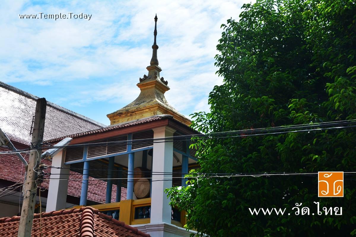 วัดสัตตนารถปริวัตร (Wat Sattanartpariwat) ตำบลหน้าเมือง อำเภอเมืองราชบุรี จังหวัดราชบุรี 70000